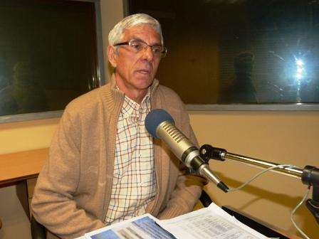 Santiago Ros, presidente del IPRODHA.