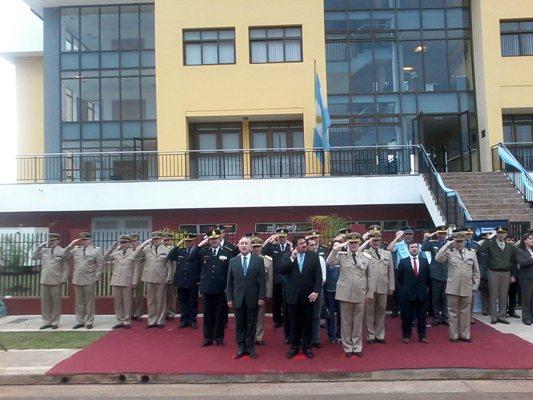 Ya inauguraron sede de Prefectura en Posadas.