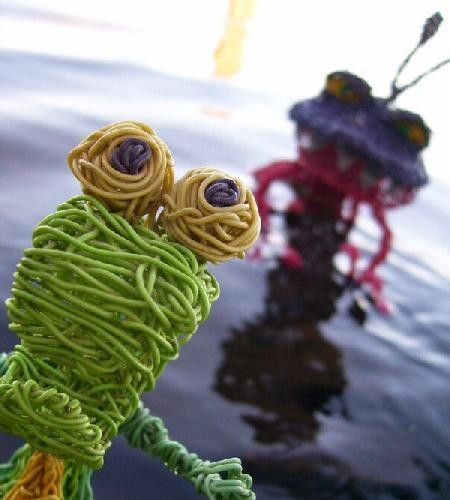 """""""Proyecto zoo, objetos"""" de César Cuevas."""