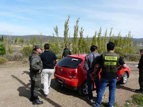 Detuvieron al secuestrador en la denominada Zona de Chacras, en Caleta Olivia