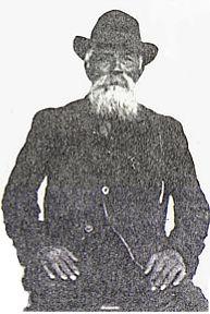 Yancamil en una foto tomada en 1914.