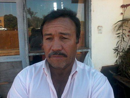 Ramón Salazar, abuelo de María Esperanza