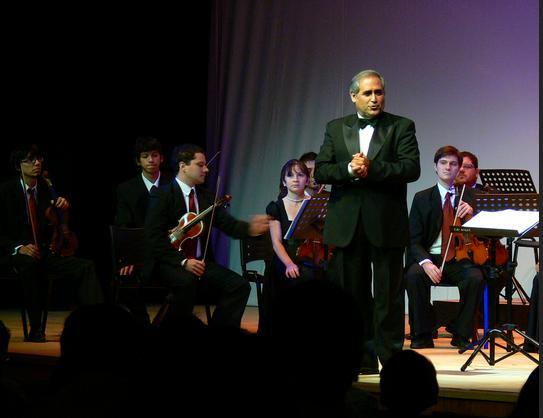 Conducirá la orquesta el maestro Norberto García, de Buenos Aires.