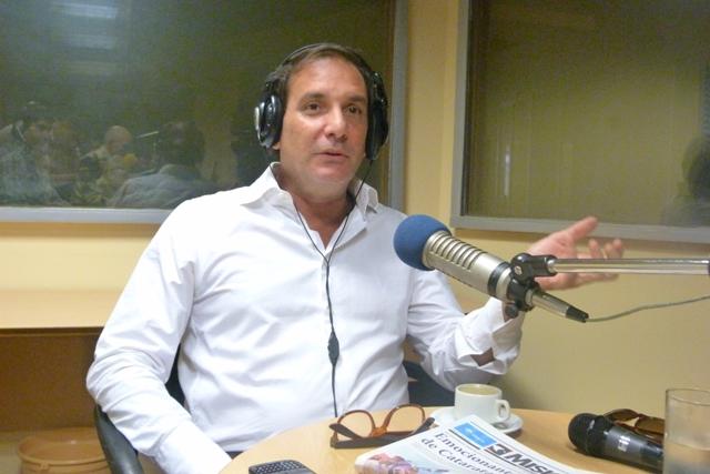 Especialista en derecho aduanero, Luis Palma Bogado