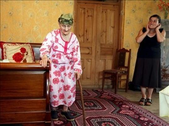 Cuando había cumplido 130 años. Tomaba una copa de vodka diario.