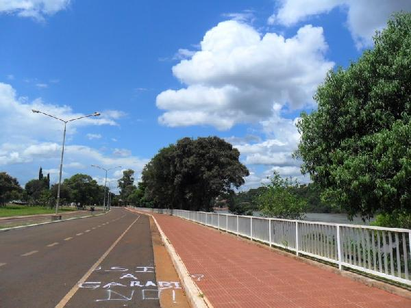 El  plan de obras municipal también prevé un paseo cultural.