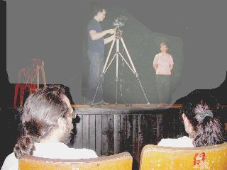 Uno de los momentos del casting realizado en Eldorado.