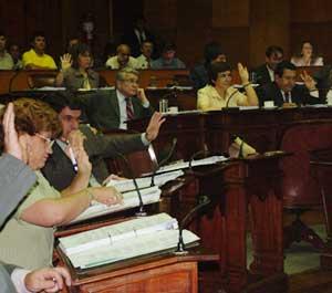 La emergencia económica se  prorrogó  por unanimidad y el oficialismo acompañó los cambios.