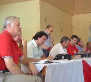 Autorizado. El Comité Provincia podrá conformar frentes para los comicios del 2007.