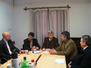 Comisión directiva del Colegio de Abogados de Misiones