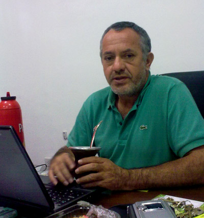 Subsecretario de Desarrollo Forestal, Juan Ángel Gauto