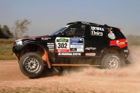 El argentino Terranova fue el más efectivo en Autos a lo largo de la competencia.