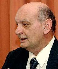 Luis Pastori - Candidato a gobernador, por la UCR