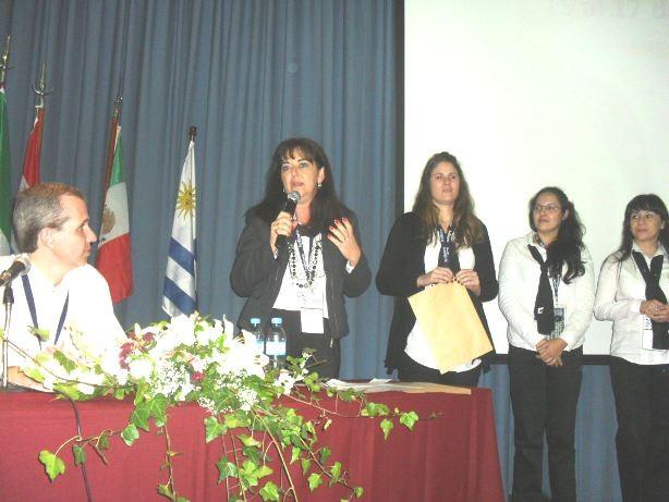 La bioquímica misionera Martha Medvedef fue elegida presidenta de la Asociación Argentina de Micología.