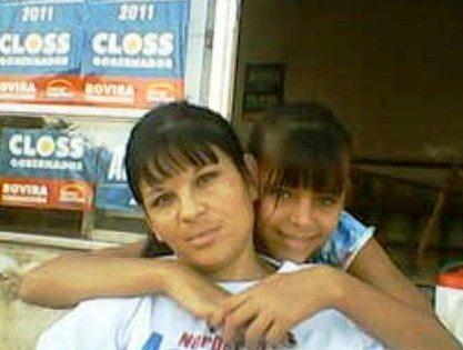 Marta Eichelberger, hermana del chofer fallecido en el trágico accidente de Caraguatay.