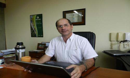 Juan Emilio Bragado, consultor de JEB Ingeniería Forestal
