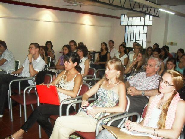 El II encuentro de Psicoanalistas de la región se realizó en la Alianza Francesa.
