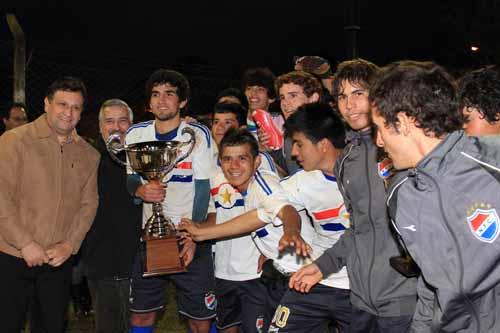 Nanawa fue el mejor equipo del campeonato en Iguazú. Foto: Longo.