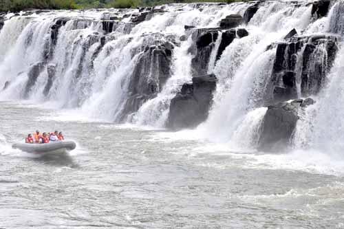Los Saltos del Moconá son el atractivo de mayor crecimiento en los últimos años