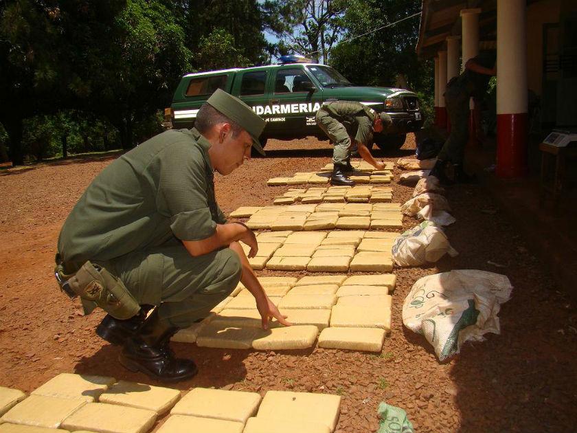 El operativo Escudo Norte permitió a las fuerzas federales secuestrar toneladas de droga durante el 2013. (Archivo)