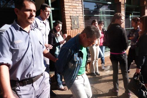 Ramón De Lara es uno de los imputados por el delito de trata de personas.