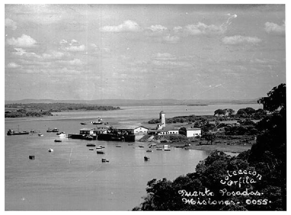 El original Puerto de Posadas.