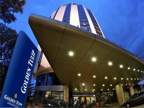 Hotel sede del congreso mundial de Ufología.