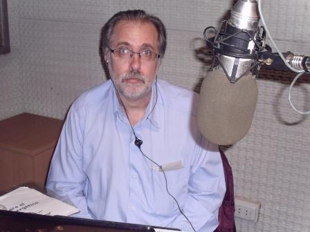 Ingeniero electricista presidente del Consejo Profesional de Arquitectura e Ingeniería de Misiones, Eduardo Antonio Soracco