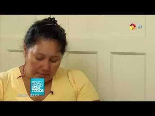 La detención de María Ovando fue el eje del programa de Lanata en Canal 13.