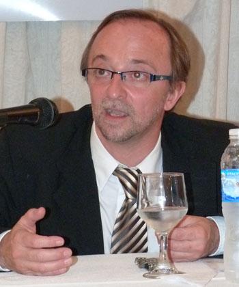 Fernando Cartasegna contó cómo combaten la explotación sexual.