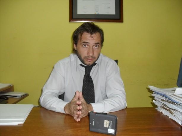 El titular de la secretaría, Fabián Oudín dice que los resultados son positivos.