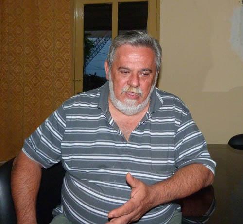 Luis Ferreira, intendente de Puerto Libertad