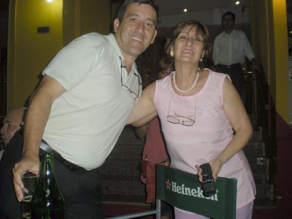 Jorge Valenzuela y Antonia Husulak, flamantes electos en el Coprossmi.