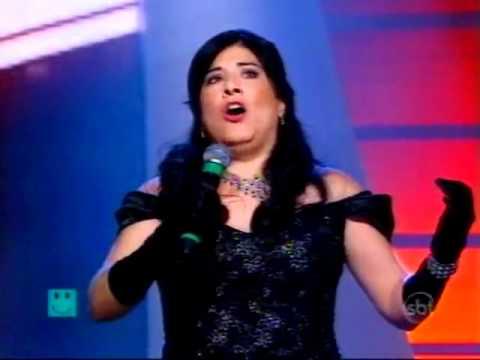 La soprano Gabriela Maldonado.