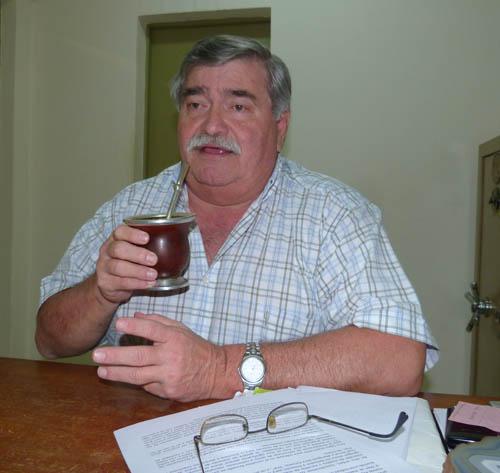 Pedro López Vinader, presidente de Apicofom