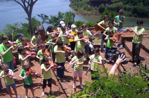 Generaron atracción Iguazú en Concierto y la consagración  de Cataratas como maravilla del mundo.