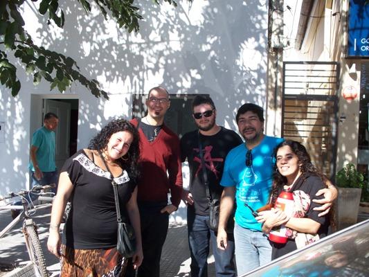 Casa propia para los músicos en Entre Ríos casi Buenos Aires.