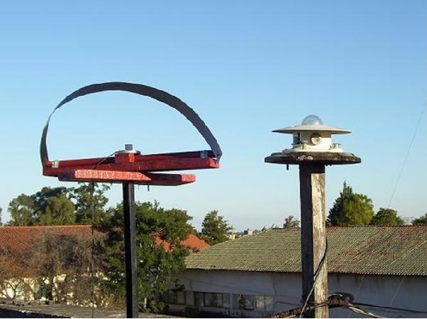Este equipo desarrollado en el país mide la radiación solar difusa. (Unne).
