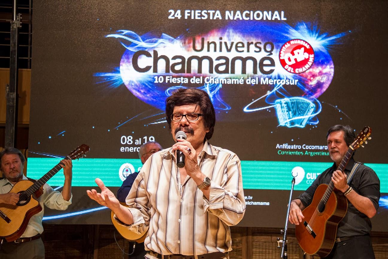El Mensú, Ramón Ayala, será uno de los homenajeados en esta edición del festival.