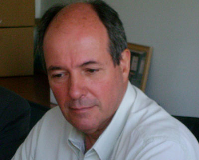 Christian Lamiaux, gerente de Apicofom y secretario general de FAIMA