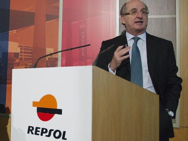 Antonio Brufau- presidente de Repsol- Foto Reuters