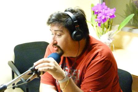 """Maurice Closs estuvo presente en el primer programa del año de """"La Mesa Grande"""""""