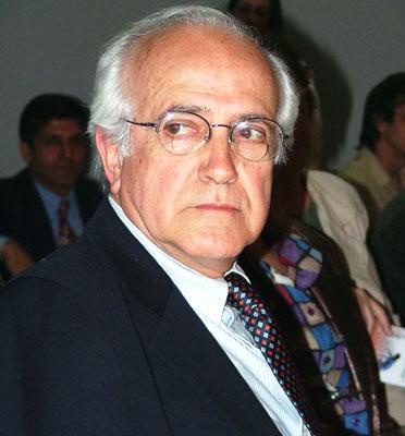 Ex gobernador de Misiones, Ricardo Barrios Arrechea