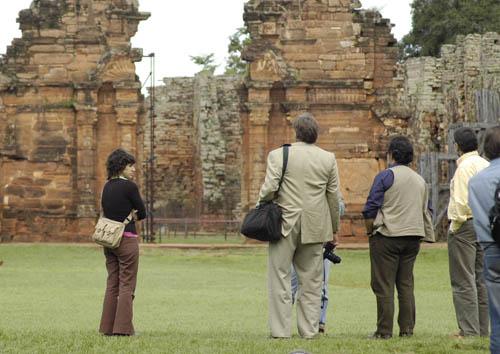 A San Ignacio ingresaron más de 30.000 turistas en lo que va de julio.