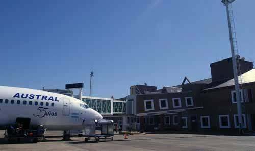El aeropuerto más importante del norte y el cuarto de todo el país, permaneció ayer inactivo por fallas de la Anac.