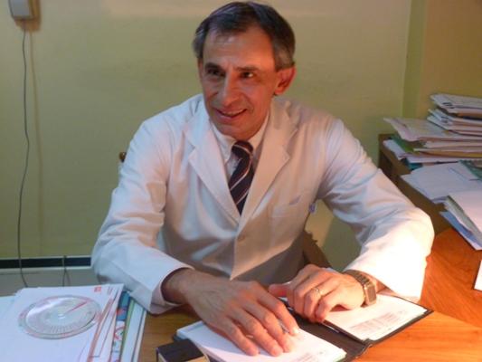 El doctor Luque recomendó tomar ácido fólico desde un mes antes del embarazo.
