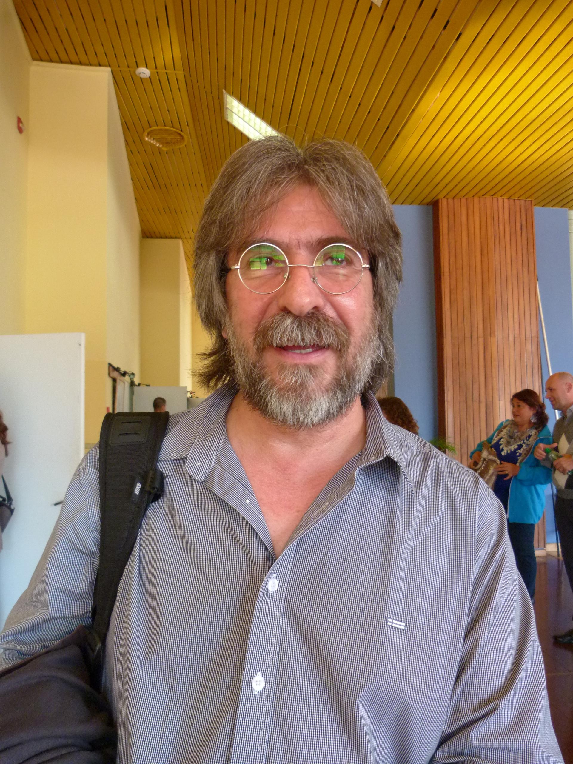 Néstor Carasa, Secretario de Educación Especial SUTEBA y Coordinador Comisión Educación Especial CTERA.