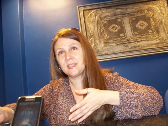 Claudia Maluf compuso canciones infantiles con mensaje ecológico.
