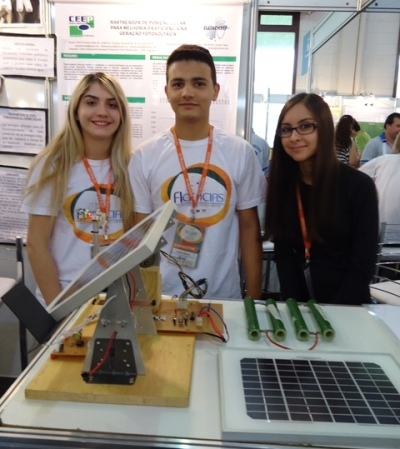 Proyecto Rastreador de posición solar.