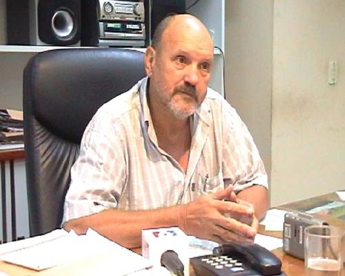 Ari Klusener, dirigente tabacalero.